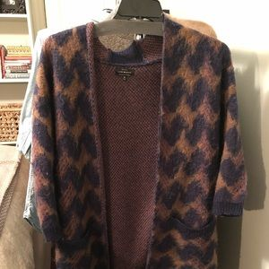 Lucky Brand Long Cardigan Sweater